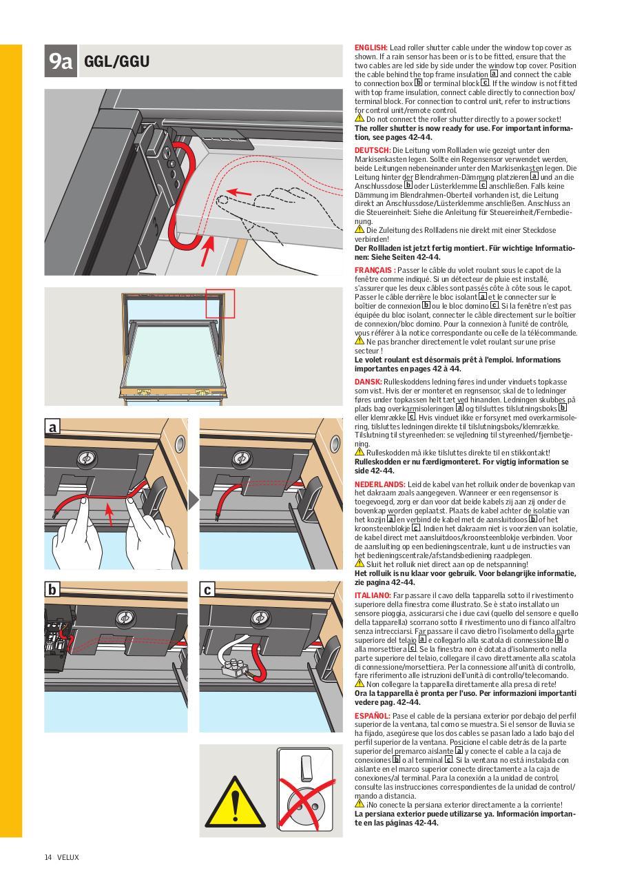 Installer Un Volet Roulant Manuel Velux